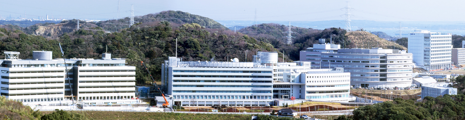 Hybrid LPWA testbed Environment in Yokosuka city